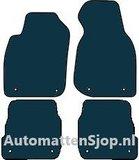 Luxe velours zwart automatten Audi A6 (4B C5) facelift_