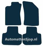 Naaldvilt zwart automatten Alfa Romeo 147_