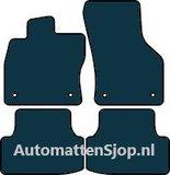 Naaldvilt zwart automatten Audi A3 (8V)_