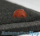 Naaldvilt antraciet automatten Fiat Ulysse (179) 5-zits_