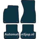 Naaldvilt zwart automatten Audi A7 Sportback_