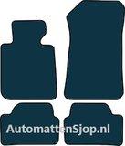 Naaldvilt zwart automatten BMW 1-Serie (E81/E87)_