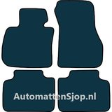 Naaldvilt antraciet automatten BMW 2-Serie (F45) Active Tourer_