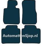Naaldvilt zwart automatten BMW 3-Serie (F34) Gran Turismo_