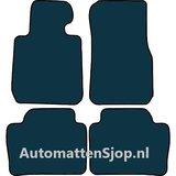 Naaldvilt zwart automatten BMW 3-Serie (F30 / F31)_