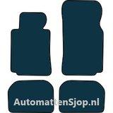 Naaldvilt zwart automatten BMW 7-Serie (E38)_