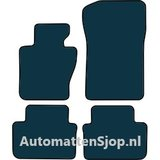 Luxe velours zwart automatten BMW X3 (E83)_