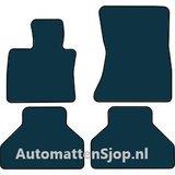 Naaldvilt zwart automatten BMW X5 (E70)_