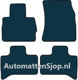 Naaldvilt zwart automatten BMW X5 (E53)_
