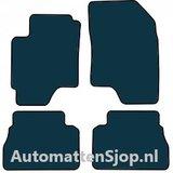 Naaldvilt zwart automatten Chevrolet Epica_