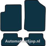 Naaldvilt zwart automatten Citroen C3 Pluriel_
