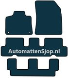 Naaldvilt antraciet automatten Citroen C4 Grand Picasso_