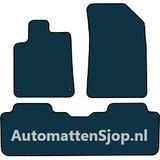 Naaldvilt antraciet automatten Citroen C5 I & II_