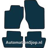 Naaldvilt zwart automatten Citroen DS4_