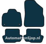 Naaldvilt zwart automatten Citroen DS5_