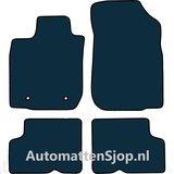 Luxe velours zwart automatten Dacia Duster 4x2_