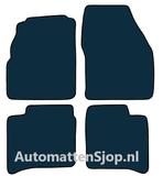 Naaldvilt zwart automatten Daihatsu Applause II_