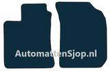 Naaldvilt zwart automatten Daihatsu Copen_