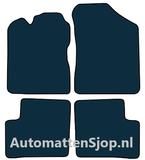 Naaldvilt zwart automatten Daihatsu Cuore VII_