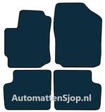 Luxe velours zwart Daihatsu Sirion M3_