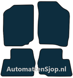 Naaldvilt antraciet automatten Daihatsu Sirion M1_