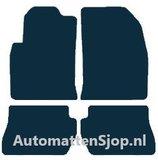 Naaldvilt zwart automatten Ford Fiesta V_