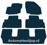 Naaldvilt antraciet automatten Ford Galaxy 7-persoons_