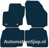 Luxe velours zwart automatten Ford Mondeo IV_