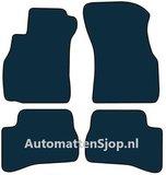 Naaldvilt antraciet automatten Hyundai Accent II_
