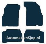 Naaldvilt zwart automatten Hyundai Excel _