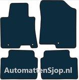 Naaldvilt zwart automatten Hyundai i30 & Hyundai i30 SW_