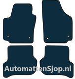 Naaldvilt zwart automatten Seat Altea XL_