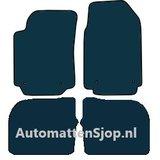 Naaldvilt zwart automatten Audi A6 (4A C4)_