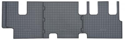 Rubber automat 3e zitrij Volkswagen / VW Transporter T5 & T6 achtermat