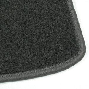 Naaldvilt antraciet automatten Audi A7 Sportback