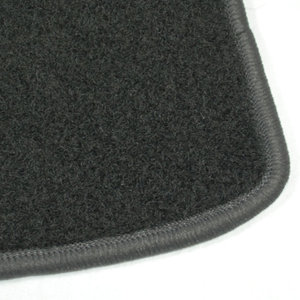 Naaldvilt antraciet automatten BMW 1- Serie (F20 / F21) facelift